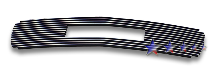 Gmc S-15 Pickup  1998-2003 Polished Main Upper Aluminum Billet Grille