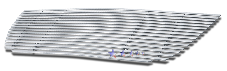 Gmc Yukon 07-10 Polished Stainless Steel Main Front Grill