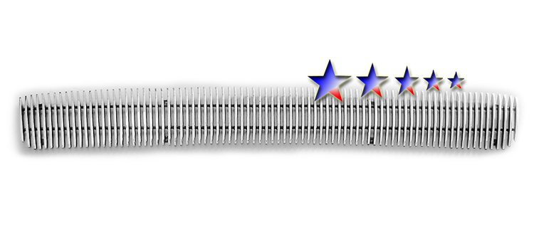 Gmc Yukon  2007-2012 Polished Lower Bumper Aluminum Billet Grille