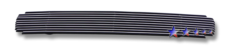 Gmc Sierra 3500 Hd 2011-2012 Polished Lower Bumper Aluminum Billet Grille