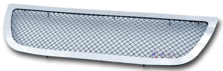 Gmc Yukon  2007-2012 Chrome Main Upper Mesh Grille