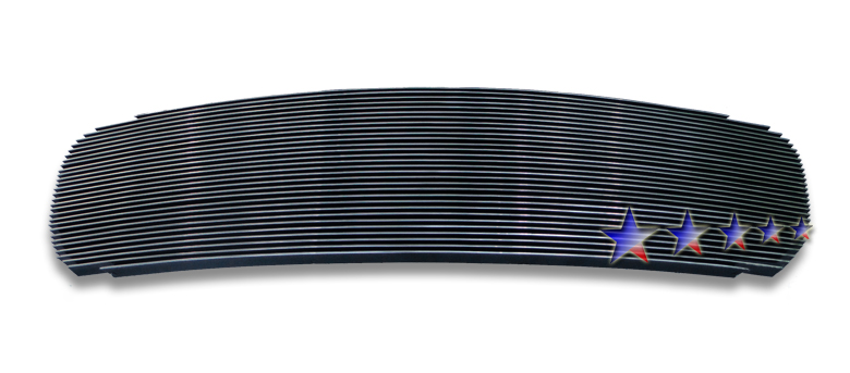 Gmc Yukon Denali 1998-2000 Polished Main Upper Aluminum Billet Grille