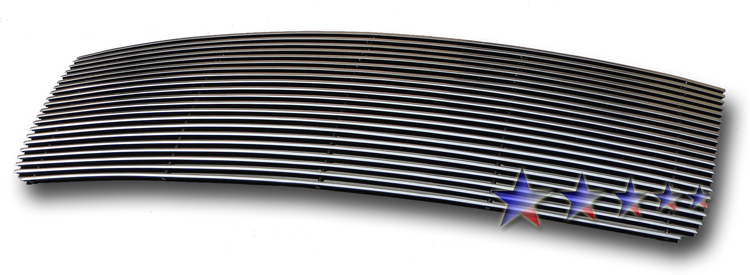 Gmc Sierra 1500 2007-2012 Polished Main Upper Aluminum Billet Grille
