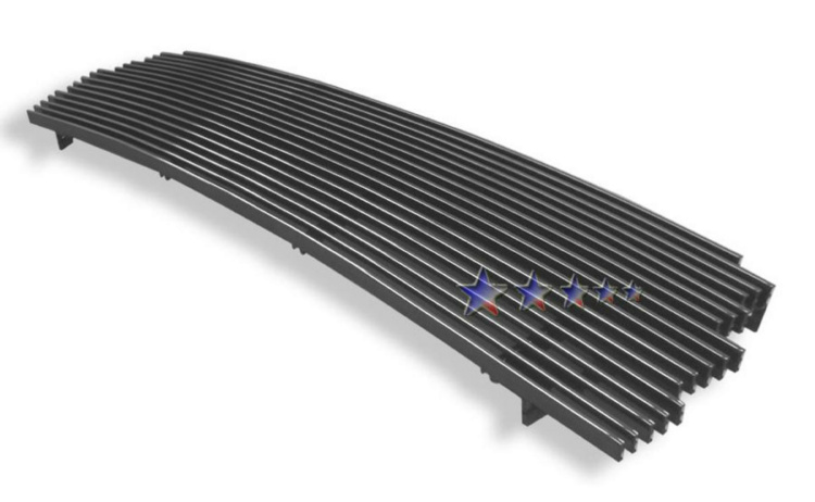 Gmc Canyon  2004-2012 Polished Main Upper Aluminum Billet Grille