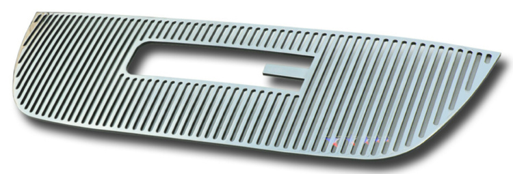 Gmc Yukon  2007-2012 Polished Main Upper Perimeter Grille