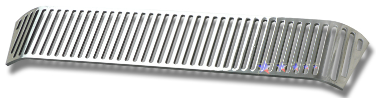 Gmc Yukon  2007-2012 Polished Lower Bumper Perimeter Grille
