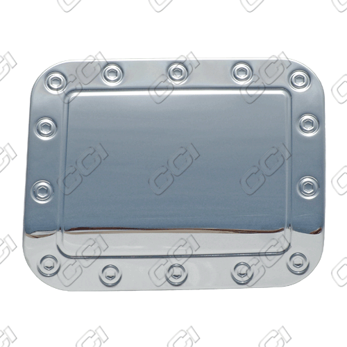 Dodge Magnum 2005-2008 Chrome Fuel Door Cover (stainless Steel)
