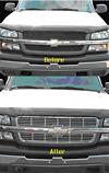 2004 Chevrolet Silverado  Front Grill Insert