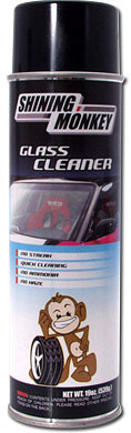 Shining Monkey D-Spec Glass Cleaner