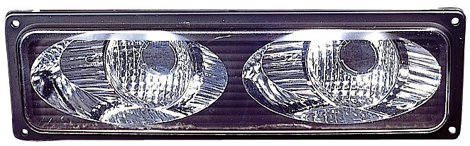 Chevrolet Silverado 88-98 Black Parking Lights