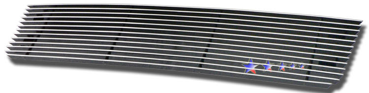 Honda Element Sc 2007-2008 Polished Main Upper Aluminum Billet Grille