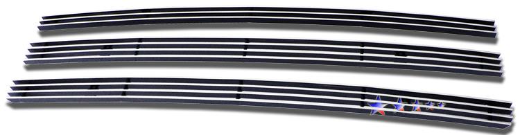 Honda Element Sc 2007-2008 Polished Lower Bumper Aluminum Billet Grille