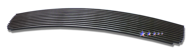 Honda Accord  2008-2010 Polished Lower Bumper Aluminum Billet Grille