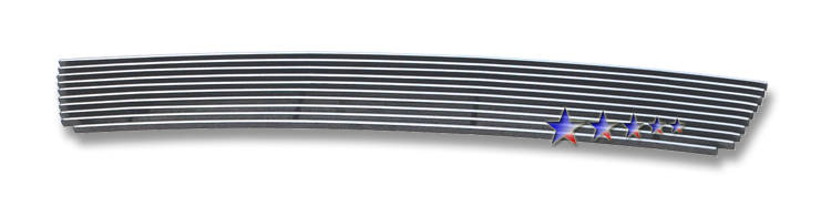 Honda Element  Sc 2009-2011 Polished Lower Bumper Aluminum Billet Grille