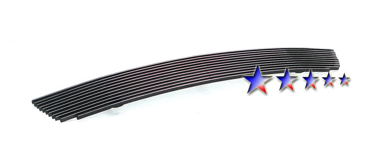 Honda Civic  2009-2011 Polished Lower Bumper Aluminum Billet Grille