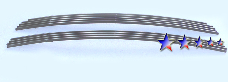 Honda Civic Hybrid 2009-2011 Polished Lower Bumper Aluminum Billet Grille