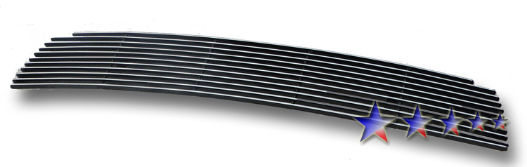 Honda Accord  1994-1995 Polished Lower Bumper Aluminum Billet Grille