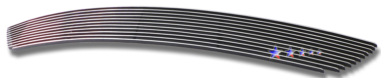 Honda Odyssey  2005-2007 Polished Lower Bumper Aluminum Billet Grille