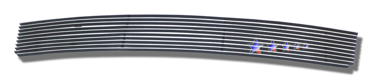 Honda Honda Fit  2007-2008 Polished Lower Bumper Aluminum Billet Grille