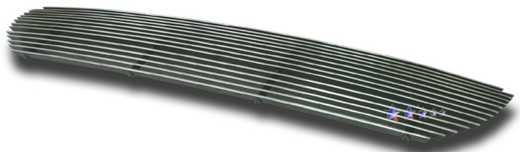 Honda Pilot  2003-2005 Polished Main Upper Aluminum Billet Grille