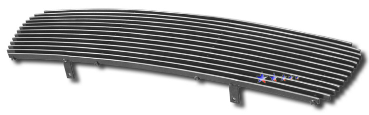 Honda Pilot  2006-2008 Polished Lower Bumper Aluminum Billet Grille