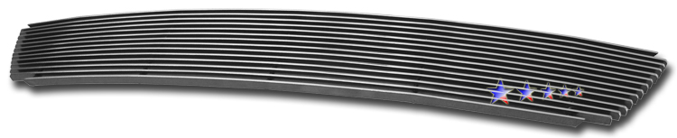 Honda Cr-V  2005-2006 Polished Lower Bumper Aluminum Billet Grille
