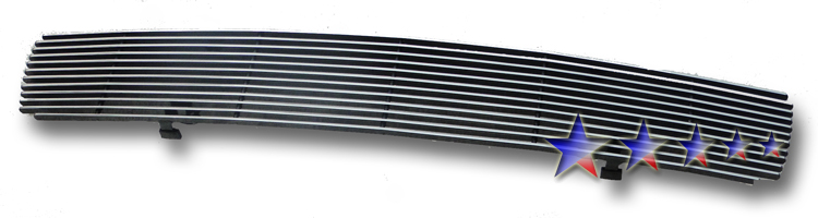 Honda Accord  1996-1997 Polished Lower Bumper Aluminum Billet Grille