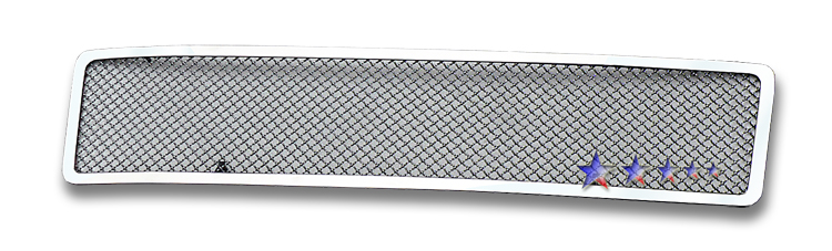 Honda Element Sc 2007-2008 Chrome Main Upper Mesh Grille