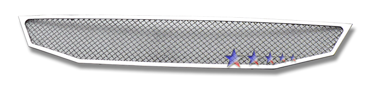 Honda Accord  2008-2010 Chrome Main Upper Mesh Grille