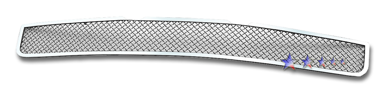 Honda Accord  2008-2010 Chrome Lower Bumper Mesh Grille