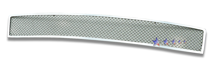 Honda Accord Sedan 2008-2010 Chrome Lower Bumper Mesh Grille
