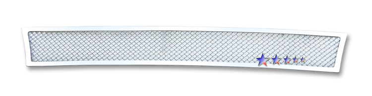 Honda Element  2009-2011 Chrome Lower Bumper Mesh Grille