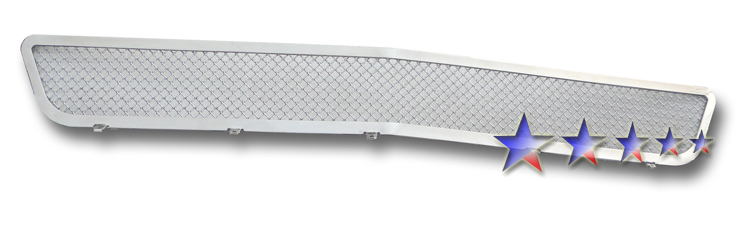 Acura MDX  2010-2012 Chrome Lower Bumper Mesh Grille