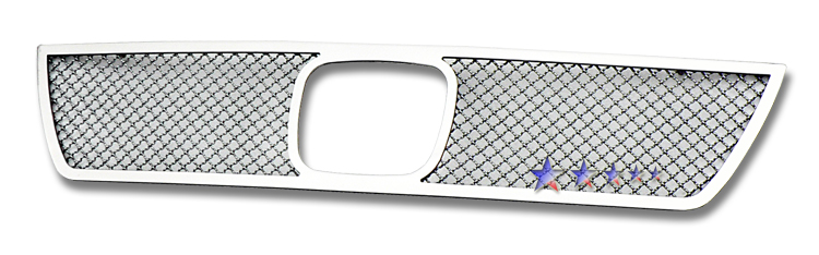 Honda Element  2003-2006 Chrome Main Upper Mesh Grille