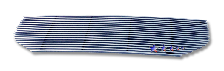 Honda Pilot  2009-2011 Polished Main Upper Stainless Steel Billet Grille
