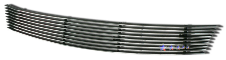 Honda Civic  2006-2008 Polished Main Upper Aluminum Billet Grille