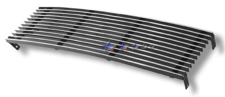 Honda Element  2003-2006 Polished Lower Bumper Aluminum Billet Grille