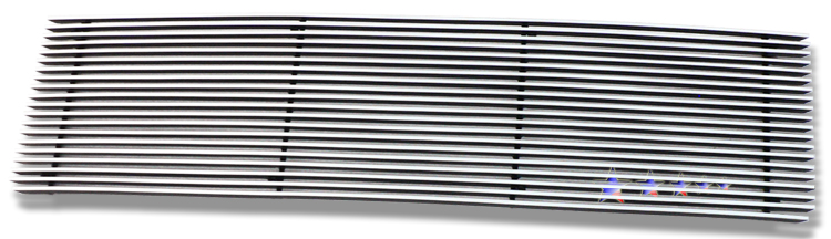 Honda Ridgeline  2005-2008 Polished Main Upper Stainless Steel Billet Grille