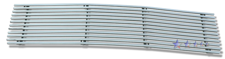 Honda Ridgeline 05-08 Polished Stainless Steel Main Front Grill