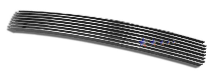 Honda Ridgeline  2005-2008 Polished Lower Bumper Aluminum Billet Grille