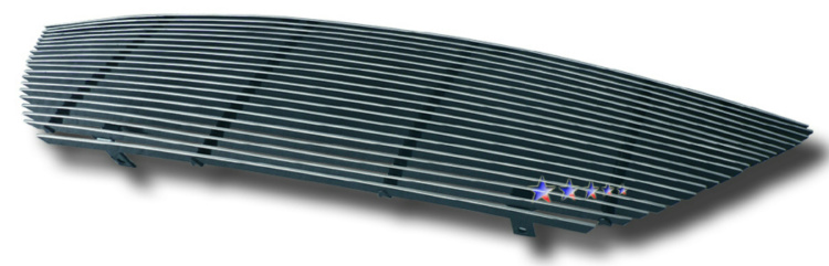 Honda Odyssey  2005-2007 Polished Main Upper Aluminum Billet Grille