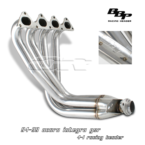 Acura Integra 1994-1999 GSR 4-1  Exhaust Headers