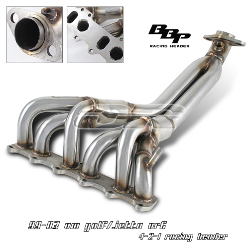 Volkswagen Golf 1999-2003   Exhaust Headers
