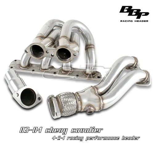 Chevrolet Cavalier 2003-2004 2.2l  Exhaust Headers