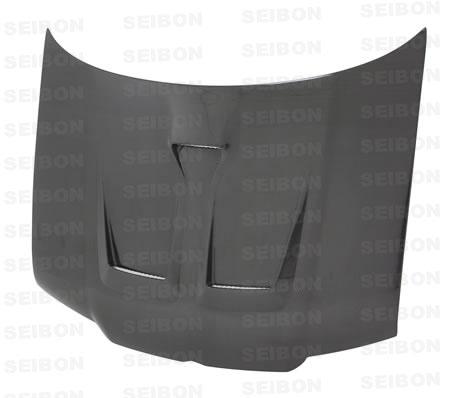 Volkswagen Jetta  2000-2004 Er Style Carbon Fiber Hood