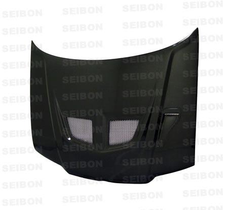 Volkswagen Jetta  2000-2004 Evo Style Carbon Fiber Hood