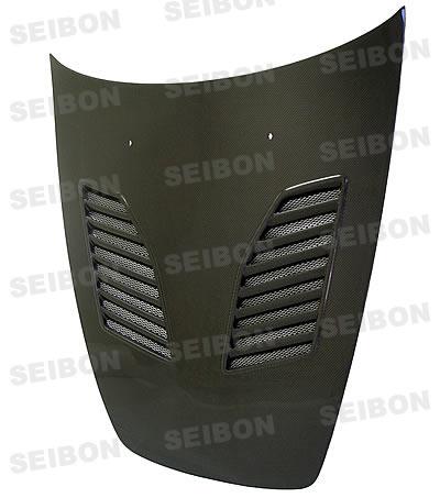 Honda S2000  2000-2010 Cw Style Carbon Fiber Hood