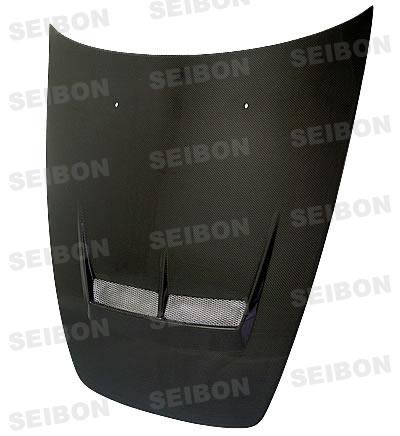 Honda S2000  2000-2010 Js Style Carbon Fiber Hood