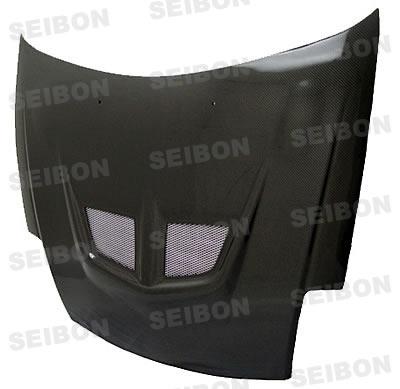 Mitsubishi Eclipse  2000-2005 Evo Style Carbon Fiber Hood
