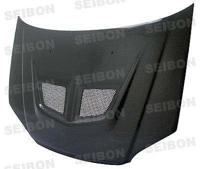 Honda Civic  2001-2003 Evo Style Carbon Fiber Hood
